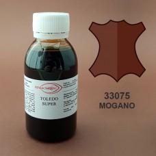 Краска для кожи жидкая TOLEDO SUPER с анилиновым эффектом 100 мл. махагон.