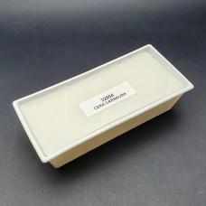 Воск карнаубский в бруске KENDA FARBEN для кожи, Cera Carnauba 300 гр.
