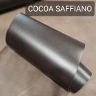 Кожа галантерейная КРС 1 сорт, сафьяно MIMI MOCCA 1.0 мм. 14х42 см.