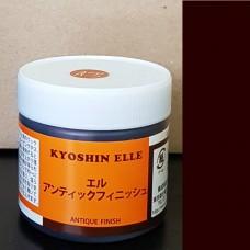 Антик паста для кожи KYOSHIN ELLE 80 cc. Dark Brown.