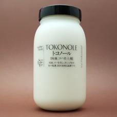 Химия для кожи - паста  для полировки уреза Seiwa TOKONOLE GUM 500 мл. Бесцветный.