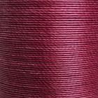 Нитки для кожи льняные MeiSi Super Fine MS008 (Bordeaux) M40 = 0.45 мм. 90 м.