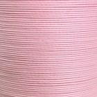 Нитки для кожи льняные MeiSi Super Fine MS013 (Rose Pink) M40 = 0.45 мм. 90 м.