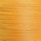 Нитки для кожи льняные MeiSi Super Fine MS016 (Yellow) M40 = 0.45 мм. 90 м.