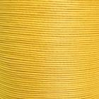 Нитки для кожи льняные MeiSi Super Fine MS017 (Banana) M40 = 0.45 мм. 90 м.