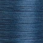 Нитки для кожи льняные MeiSi Super Fine MS020 (Peacock Blue) M40 = 0.45 мм. 90 м.