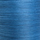Нитки для кожи льняные MeiSi Super Fine MS022 (Lake Blue) M40 = 0.45 мм. 90 м.