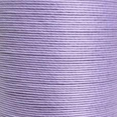 Нитки для кожи льняные MeiSi Super Fine MS033 (Light Purple) M40 = 0.45 мм. 90 м.