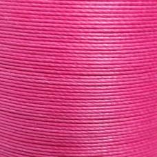 Нитки для кожи льняные MeiSi Super Fine MS038 (Rose Red) M40 = 0.45 мм. 90 м.