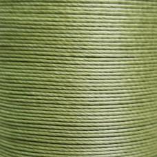 Нитки для кожи льняные MeiSi Super Fine MS039 (Olive) M40 = 0.45 мм. 90 м.