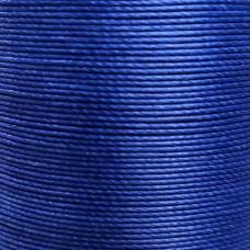 Нитки для кожи льняные MeiSi Super Fine MS046 (Electric Blue) M40 = 0.45 мм. 90 м.