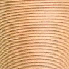Нитки для кожи льняные MeiSi Super Fine MS048 (Apricot) M40 = 0.45 мм. 90 м.