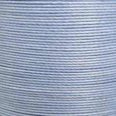 Нитки для кожи льняные MeiSi Super Fine MS049 (Light Blue) M40 = 0.45 мм. 90 м.