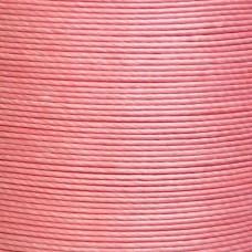 Нитки для кожи льняные MeiSi Super Fine MS054 (Coral) M40 = 0.45 мм. 90 м.