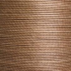 Нитки для кожи льняные MeiSi Super Fine MS056 (Camel) M40 = 0.45 мм. 90 м.