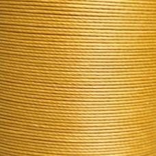Нитки для кожи льняные MeiSi Super Fine MS061 (Fine Gold) M40 = 0.45 мм. 90 м.