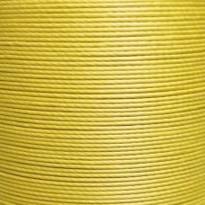 Нитки для кожи льняные MeiSi Super Fine MS062 (Light Gold) M40 = 0.45 мм. 90 м.