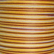 Нитки для кожи льняные MeiSi Super Fine MS067 (Metal) M40 = 0.45 мм. 90 м.