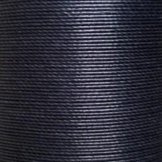 Нитки для кожи льняные MeiSi Super Fine MS079 (Dark Blue) M40 = 0.45 мм. 90 м.
