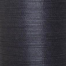 Нитки для кожи льняные MeiSi Super Fine MS081 (Dark Grey) M40 = 0.45 мм. 90 м.