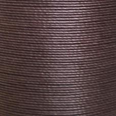 Нитки для кожи льняные MeiSi Super Fine MS084 (Chocolate) M40 = 0.45 мм. 90 м.
