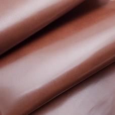 Кожа телёнок анилиновая 2 сорт, MONROE CHESTNUT коричневый 1.0 мм. 31 кв.дец. ПОЛУКОЖА.