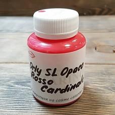Краска для уреза кожи ORLY OPACO 100 гр. Матовый красный кардинал.