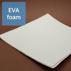 Дублирующий материал - самоклеющийся усилитель пенка этилен 45-50х100 см. 3 мм.