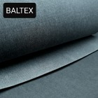 Дублирующий материал - нетканый вискозный материал, чёрный 0.75 мм. 50х150 см.