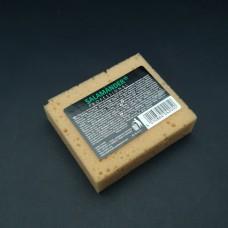 Спонж для нанесения химии - губка для седельного мыла Salamander 25х75х90 мм.