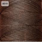 SLAM нитки для кожи. 30 м. 0.6 мм. CUOIO - кожа.