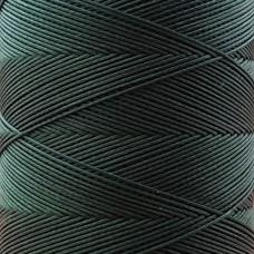 SLAM нитки для кожи. 30 м. 0.6 мм. VERDE - зелёный.