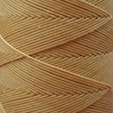 SLAM нитки для кожи. 30 м. 0.8 мм. CIPRIA - пудра загар.