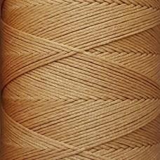 SLAM нитки для кожи. 30 м. 0.8 мм. AVANA - гаванская сигара.