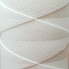 SLAM нитки для кожи. 30 м. 0.6 мм. BIANCO - белый.