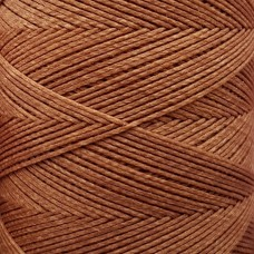 SLAM нитки для кожи. 30 м. 0.6 мм. TABACCO - табак.