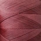 SLAM нитки для кожи. 30 м. 0.6 мм. SANGUE - бордовый (кровь).