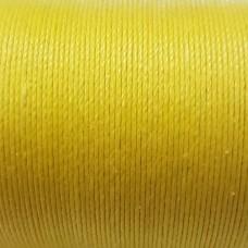 Нитки для кожи льняные LIN CABLE 0.77 мм., фирменная катушка 133 метра. Цвет SOLEIL.