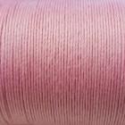 Нитки для кожи льняные LIN CABLE 0.77 мм., фирменная катушка 133 метра. Цвет BONBON.