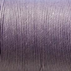 Нитки для кожи льняные LIN CABLE 0.77 мм., фирменная катушка 133 метра. Цвет MAUVE.