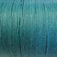 Нитки для кожи льняные LIN CABLE 0.77 мм., фирменная катушка 133 метра. Цвет CANARD.