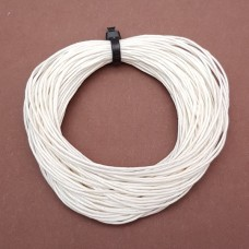 Нитки для кожи льняные LIN CABLE 0.77 мм., 10 м. Цвет NATUREL.