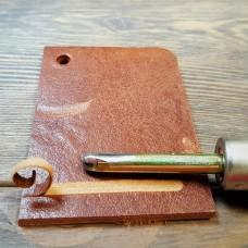 Грувер - канавкорез прямой с отверстием 3.2 мм. (1\8 дюйма оригинальная маркировка).