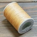 Нитки для кожи PEACOCK натуральная глазированная РАМИ! Катушка 0.6 мм. х 100 м. Цвет бежевый №02.