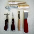 Набор стартовый для шитья кожи Felix Pulke 6 предметов. ПРОМО!