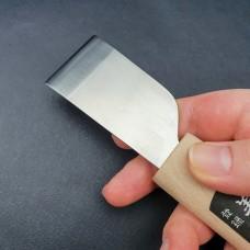 Нож шпальтовочный шорный с японской формой лезвия 36 мм.