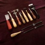 Набор стартовый для шитья кожи Felix Pulke 13 предметов.