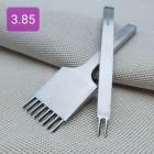 Набор пробойников шаговых 2+8 зубов. Шаг 3.85 мм. Корейский стиль.