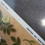 "Шаблон трафарет CRAFTAID Tandy + иллюстрация. ""Розы №76603""."
