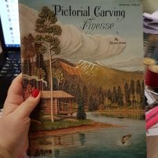 Книга (на бумажном носителе) Figure Carving Finesse Book на английском языке 72 страницы.